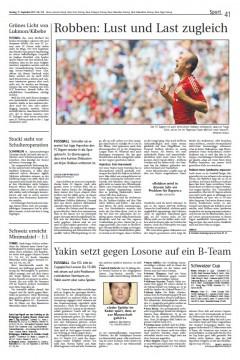 NLZ 2011-09-17 Robben_vorschau