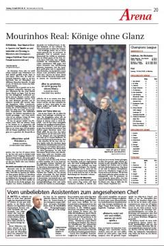 NLZ 2012-04-15 Mourinho_vorschau