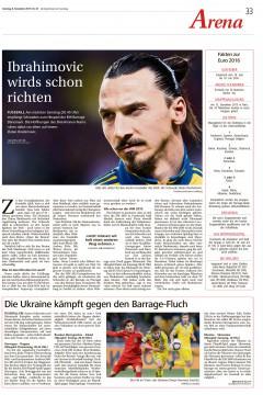 NLZ 2015-11-08 Ibrahimovic_vorschau
