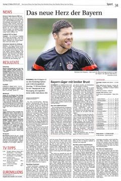 NLZ 2014-10-25 Xabi Alonso_vorschau